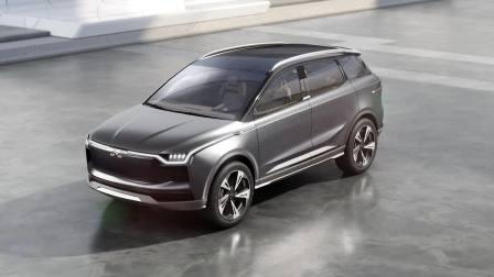 爱驰汽车 U5 ION高品质的智能电动SUV