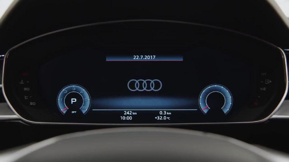 奥迪2018 A8 车载智能互联系统操作技巧