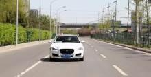 2018款捷豹XF Sportbrake 车道偏离预警系统