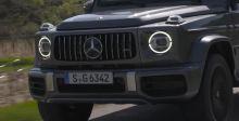 身披金属灰的梅赛德斯AMG G63 你中意吗