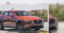 2019款马自达CX-3 节俭燃料消耗 以及采用全轮驱动