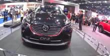 2019款马自达CX-3小幅调整 四驱可选 有望5月底海外上市