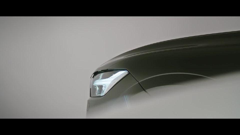 全新沃尔沃XC60豪华SUV