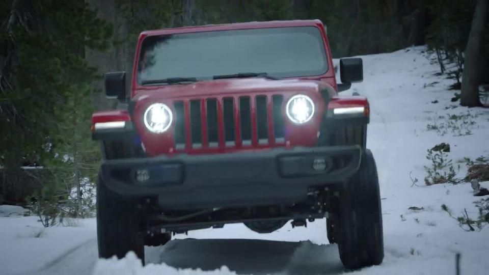 全新Jeep牧马人 一个传说的演变
