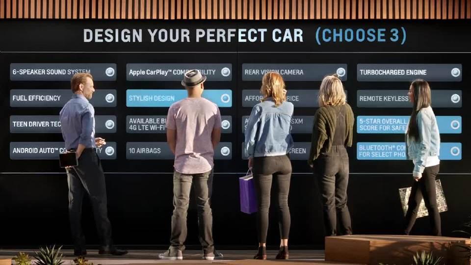 真实街拍 路人对车的选择 2018款雪佛兰科鲁兹