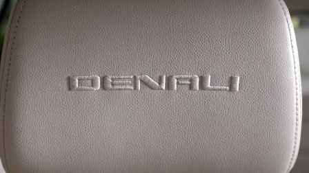 2018款GMC7座SUV Acadia 内饰展示