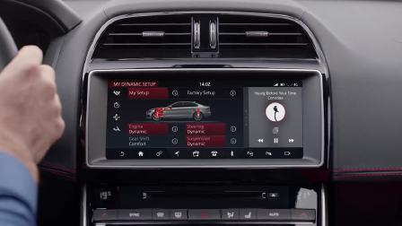 捷豹XE 2019款 选择驾驶模式动态讲解