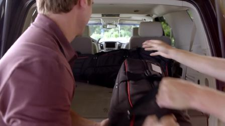 2018款GMC中大型SUV Yukon 内部讲解