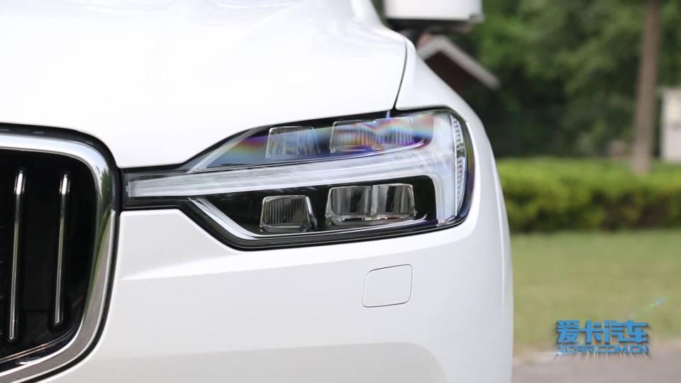 沃尔沃XC60 灯光展示