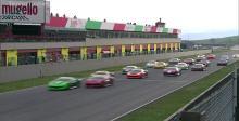 2018壳牌赛事 法拉利挑战欧洲穆格罗1
