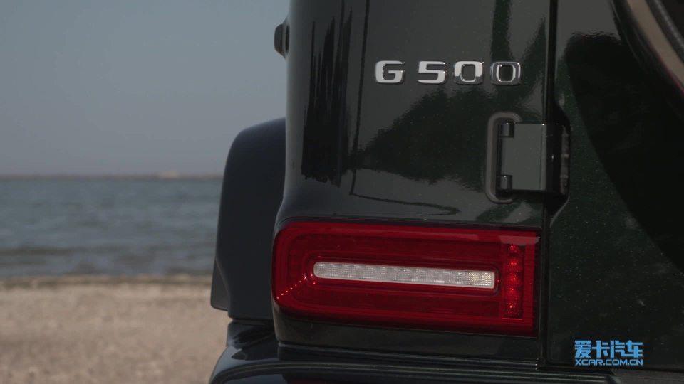 经典的全新演绎 海外试驾全新一代奔驰G