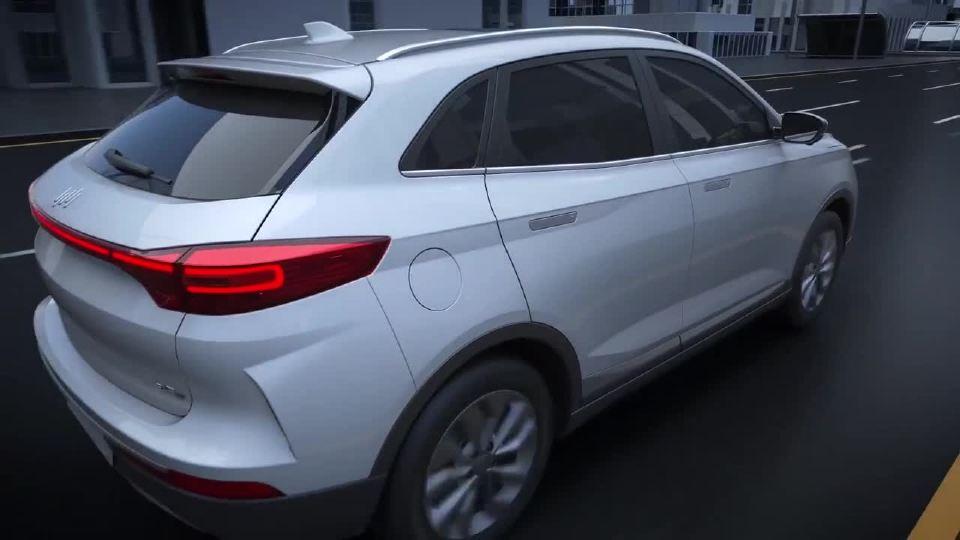 威马汽车 EX5 SUV 为大家提供服务的不二选择