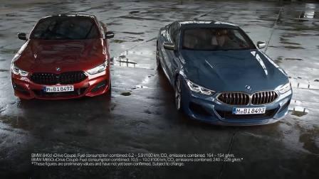 全新BMW 8系Coupé 设计精髓