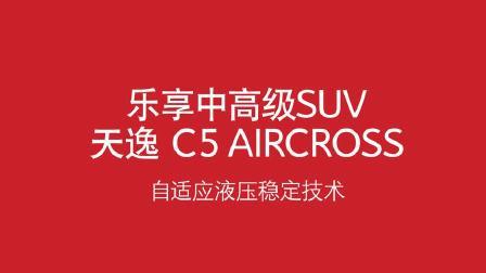 天逸C5 AIRCROSS 自适应液压稳定技术