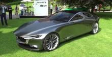 马自达VisionCoupé概念车启动声音