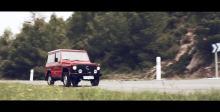 梅赛德斯-奔驰230 G 法国永恒的传奇