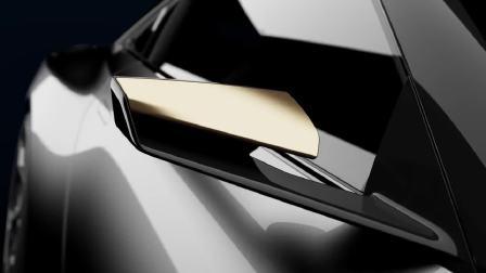 日产GT-R50 意大利IDG公司设计