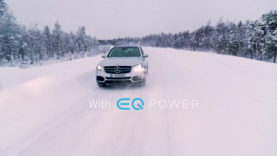 EQ POWER 奔驰GLC F-CELL氢动力新能源车
