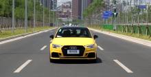 2017款奥迪RS3 车道保持系统展示