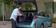 如何给你的丰田普锐斯充电