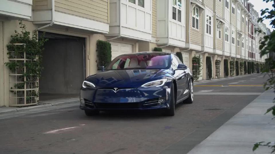 特斯拉Model S + X型指南-互联系统