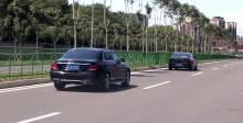 2018款 奔驰E级 智能领航限距展示