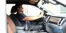 2018款福特Ranger 乘坐体验展示