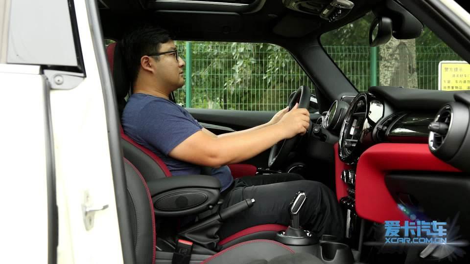 2018款 MINI COOPER S 五门版 乘坐体验