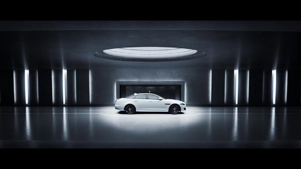 捷豹XJR开创崭新运动时代