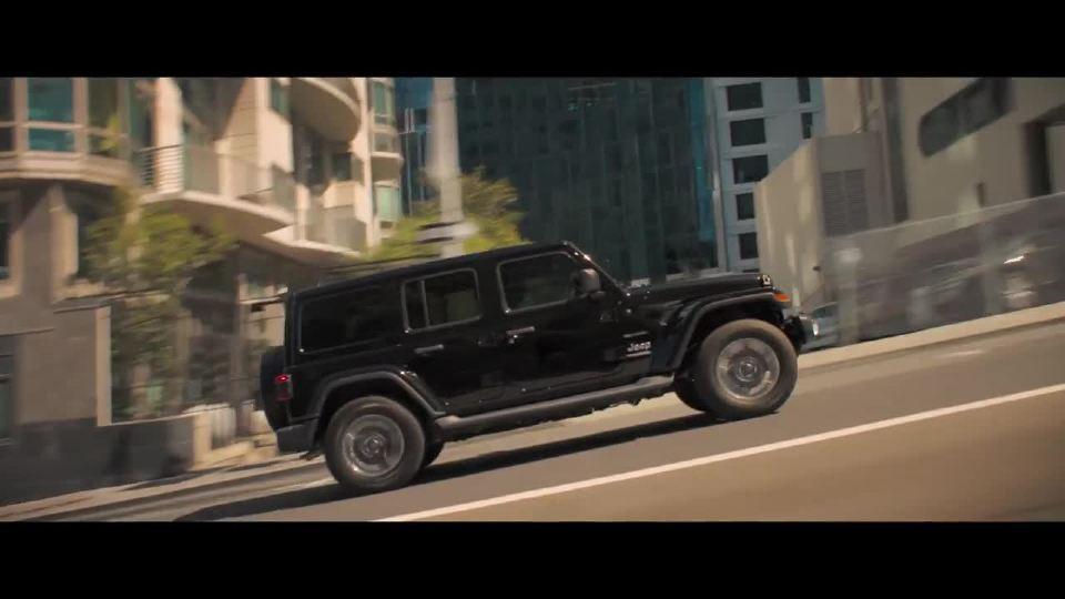 Jeep全新牧马人 更强大也更聪明