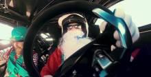 圣诞老人带你体验雷克萨斯RC F GT概念赛车