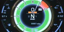 雷克萨斯F性能 LFA转速表展示