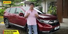 印度汽车媒体评论2018款本田CR-V柴油版