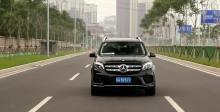2018款奔驰GLS级 车道保持辅助系统展示