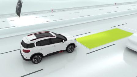 东风雪铁龙C5 Aircross SUV展现完美科技