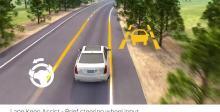 凯迪拉克 车道如何保持辅助和车道偏离警告的工作原理