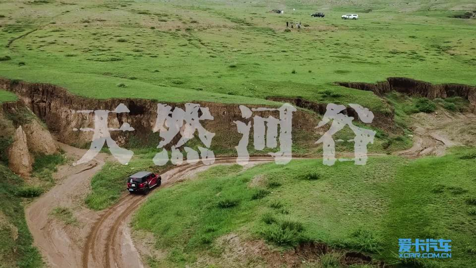 第一届察哈尔火山草原越野那达慕