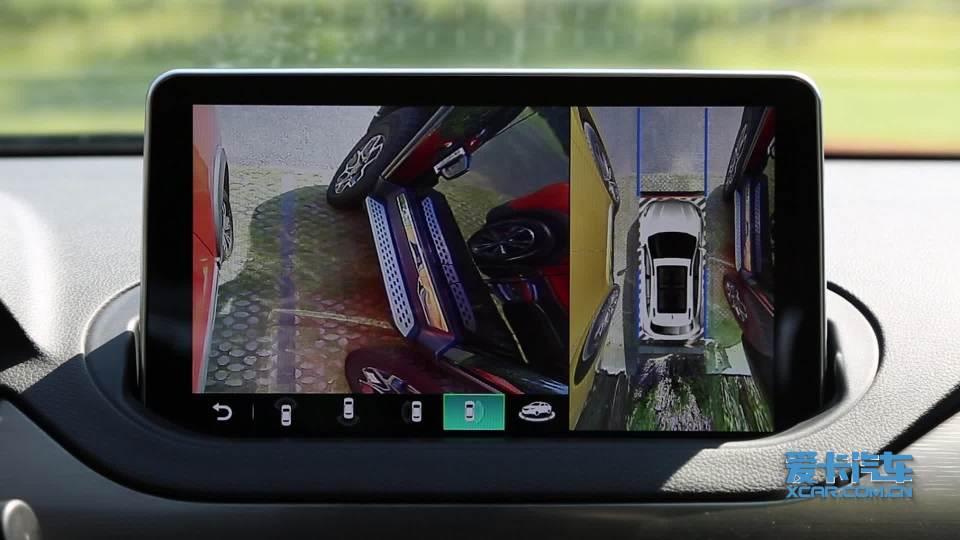 2019款海马S5 全景影像展示