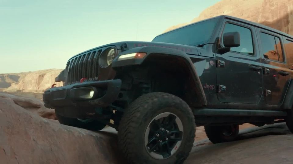 Jeep全新牧马人 是否真的更强大