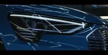 全新奥迪 e-tron纯电动车型已经到来