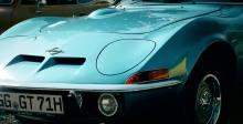 50年前 欧宝GT征服了霍根海姆