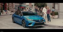 丰田创意广告 车比人要美要靠谱
