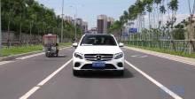 2018款 奔驰GLC级 车道保持系统展示