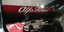 阿尔法罗密欧重返F1赛场