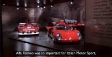 与阿尔法罗密欧一起庆祝一个世纪的赛车激情