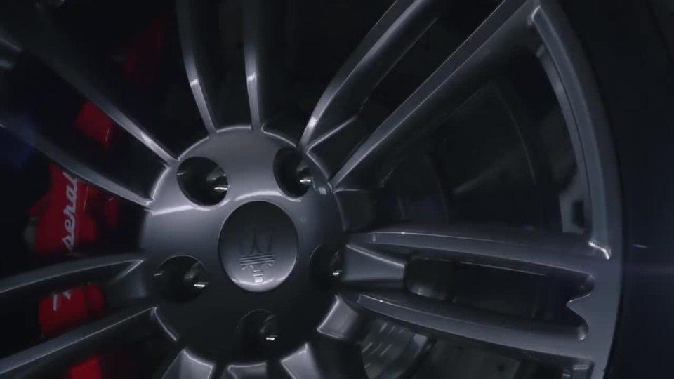 玛莎拉蒂Ghibli测试视频mp4
