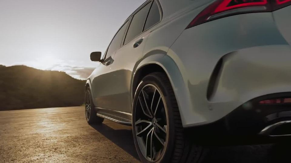 2018款梅赛德斯-奔驰GLE外观展示