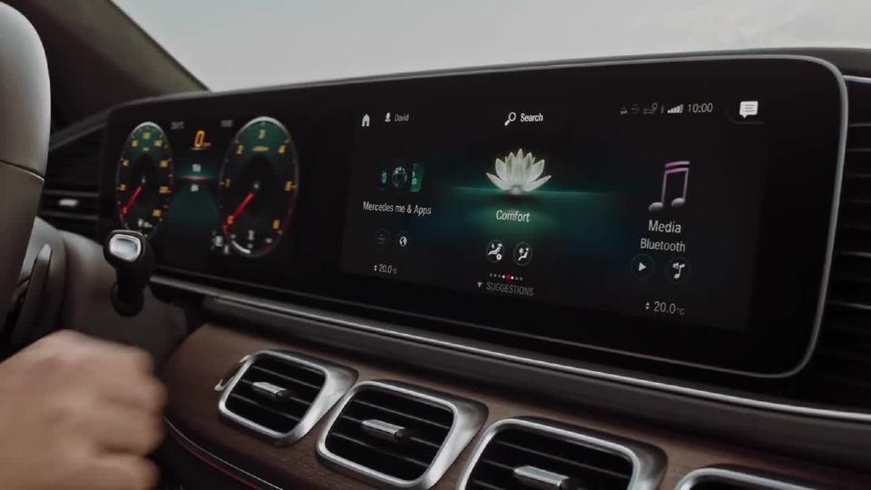 梅赛德斯 - 奔驰2018款GLE用户体验视频
