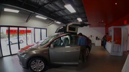 测试驾驶特斯拉Model 3
