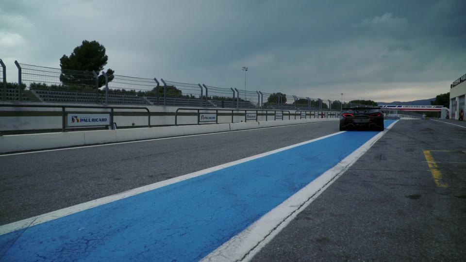 迈凯伦570S GT4 以胜利结束发展
